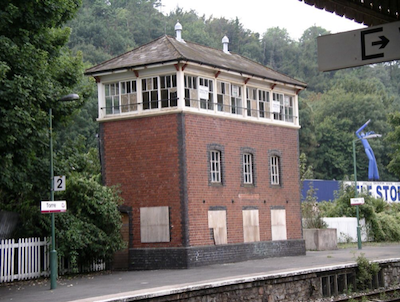 Signal box for sale