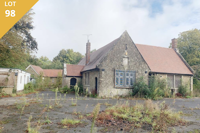 Former village school for sale
