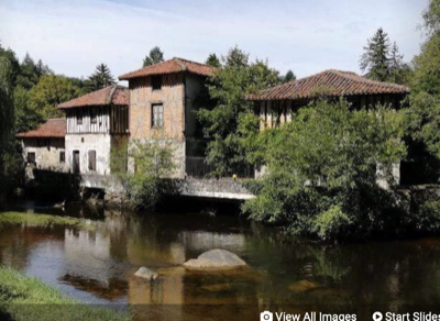 French water mill for sale