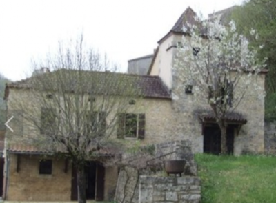 Unusual French property for sale