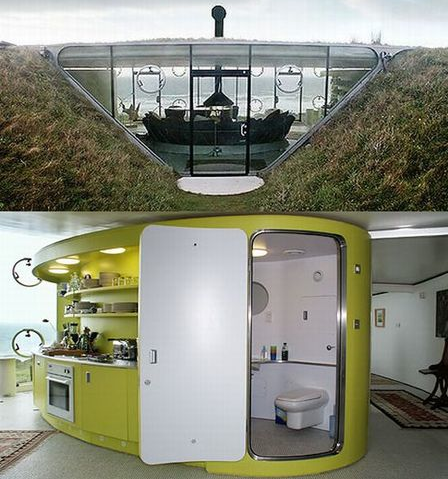 Underground Homes And Caves For Sale